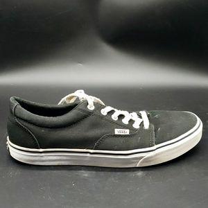 Vans lace up shoes